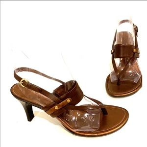 COLE HAAN Brown/Cooper Sandals Size 9